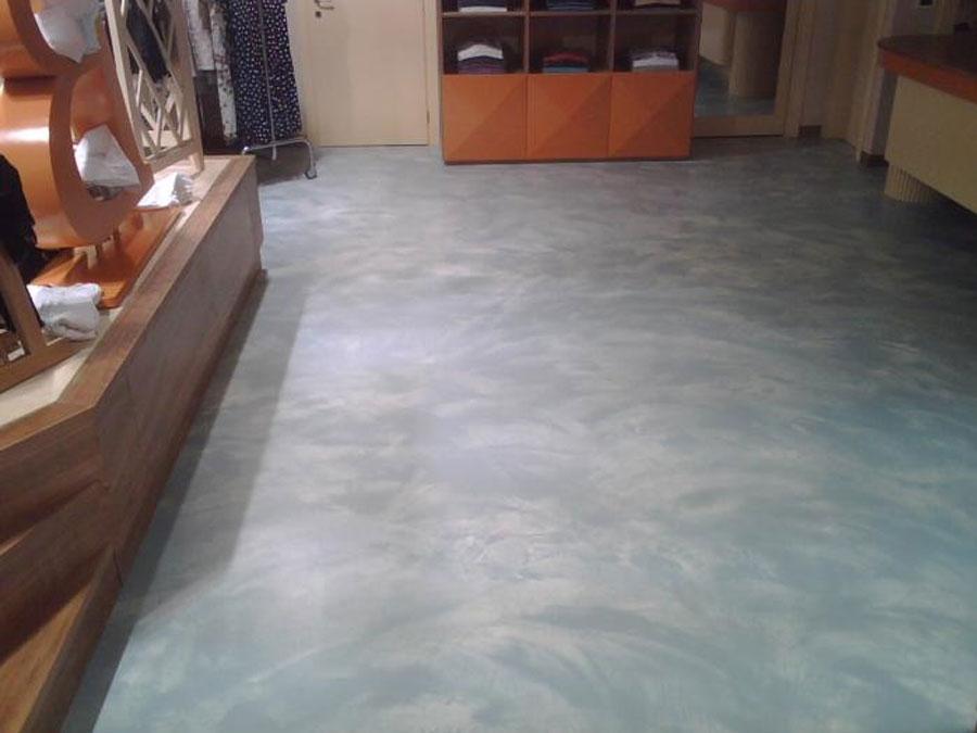 Foto di pavimenti in resina pavimento per bagno in resina - Pavimenti bagno in resina ...